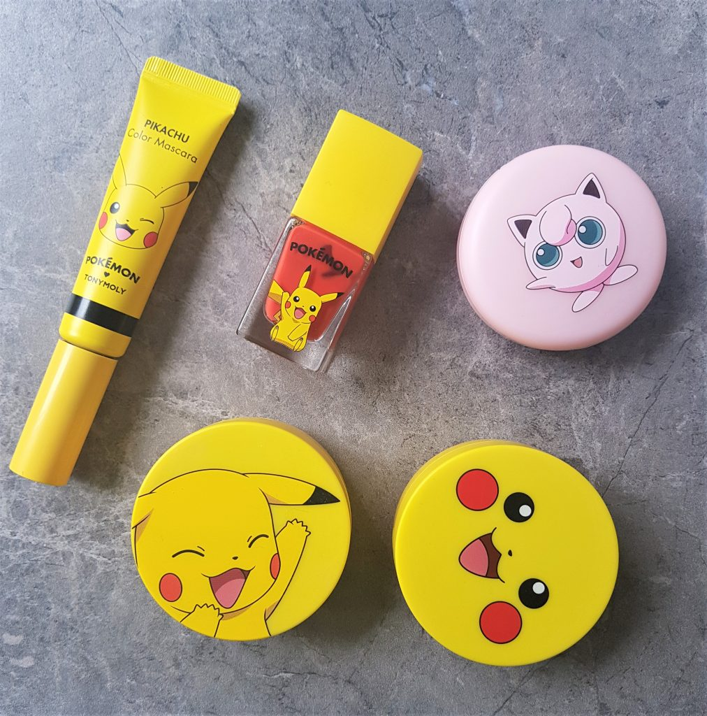 tony moly x pokemon jak si malowac by marta malek cushion foundation blush