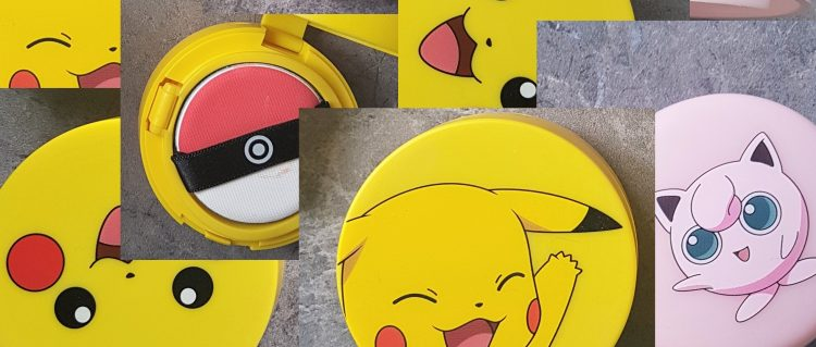 tony moly x pokemon jak si malowac by marta malek cushion foundation blush cover