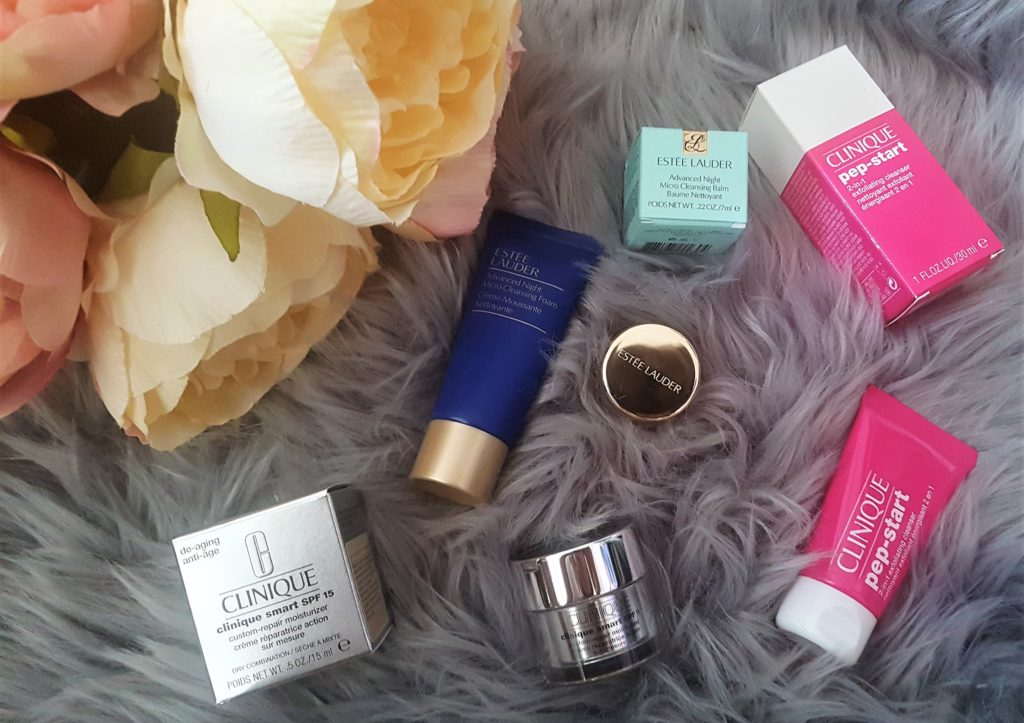 Premium samples darmowe miniatury Estee Lauder Clinique